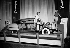 1952 Los Angeles International Automobile Show Publicity Photos | The Old Motor