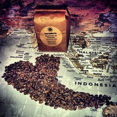 9 oz Amanecer en Sumatra (Sumatra Lintong Aek Nauli) (Medium to Dark Roast) – Toro Coffee Co.