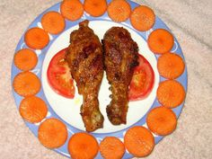 Chicken Leg Fry    Know more:  http://hyderabadcateringservices.com