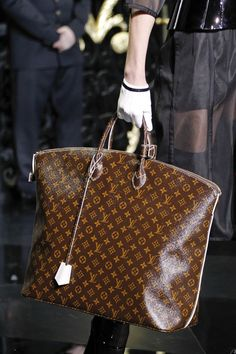 Louis Vuitton on the Runway