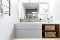 Custom Kitchen Renovations and Designs Bathroom Renovation Gallery Contact Us See Our Recent Projects Laundry Room Bathroom, Custom Vanity, Bathroom Renovations, Bathroom Ideas, Custom Kitchens, Vanity Cabinet, Double Vanity, Brighton, Melbourne