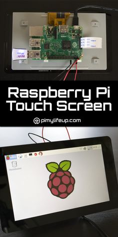 The official Raspberry Pi touch screen is a super easy way to give your Pi the power of touch. Certainly worth looking into if you plan on developing a touch powered app.