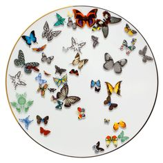 Christian Lacroix for Vista Alegre Butterfly Parade Dinnerware - Gracious Home