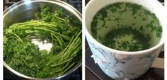 Miracle Diets - - The negative consequences of miracle diets can be of different nature and degree. Parsley Tea, Cleanse Your Liver, Detox Drinks, Natural Remedies, The Cure, Food And Drink, Lose Weight, Weight Loss, Healthy