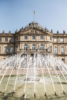 A Weekend in Stuttgart: Best Sights and Tips - Sommertage Stuttgart Germany, City Library, Walk Past, Beer Garden, Great View, Public Transport, Day Trip, Travel Tips, Travel Ideas