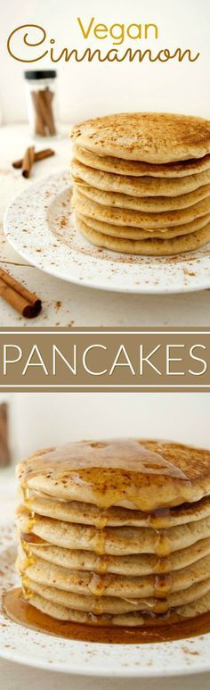 vegan-cinnamon-pancakes
