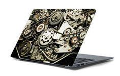 Naklejka na laptopa - Silnik 4670