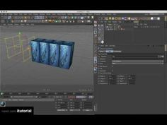 Cloner Object tab - Fix Texture - YouTube