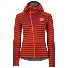 Edelrid Creek Fleece Jacket - Fleecejack Dames | Gratis verzending | Bergfreunde.nl