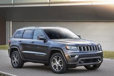 """Consumer Reports wrote recently about the new Grand Cherokee, saying """"Jeep Grand Cherokee has a solid upscale interior, comfortable seats and controlled ride, all of which endow it with a premium substantial feel. Jeep Grand Cherokee Models, Jeep Cherokee, Cherokee Srt8, Jeep Uk, Mercedes Jeep, Best Compact Suv, 2019 Ford Explorer, Suv Comparison, Ford Flex"""
