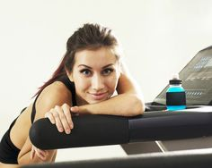 8 Exercises You Can Do on the Treadmill That Aren't Running