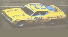 Benny Parsons in 1971