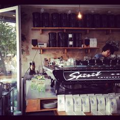 coffee shop Berlin