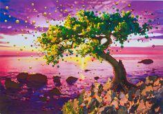 Image of The Forgiveness Tree Print by Julia Watkins, Energy Artist