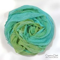 Hand Dyed Cotton Scr
