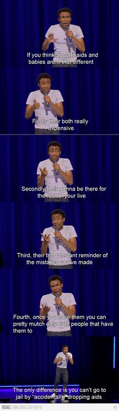 Love Donald Glover!