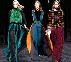 Balmain Fall/Winter 2015-2016 Collection – Paris Fashion Week #fashionweek #fashion #readytowear