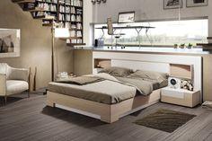 Los dormitorios pequeños te brindan la oportunidad de dar rienda suelta a tu imaginación y desarrollar una decoración única. ¡Descubre cómo en nuestro blog!