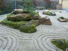 ZEN-Garten : Asiatischer Garten von Gärten für die Seele - Harald Lebender