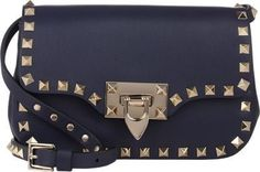 Valentino Rockstud Small Crossbody Bag on shopstyle.com