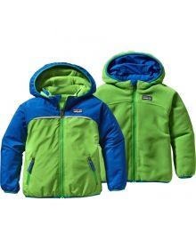 Patagonia- Reversible Zip Along Jacket - Toddler Boys'