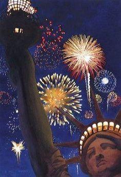 Fireworks above Lady #fireworks #fireworks art #fireworks cake| http://fireworks-wedding.lemoncoin.org