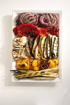 A guide to grilling vegetables