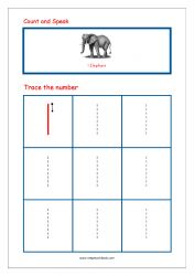 Number Tracing - Tracing Numbers - Number Tracing Worksheets - Tracing Numbers 1 to 10 - Writing Numbers 1 to 10 - MegaWorkbook Free Printable Alphabet Worksheets, Letter Worksheets For Preschool, Writing Practice Worksheets, Number Worksheets, Kindergarten Math Worksheets, Tracing Worksheets, Math Workbook, Maths, Teaching Numbers