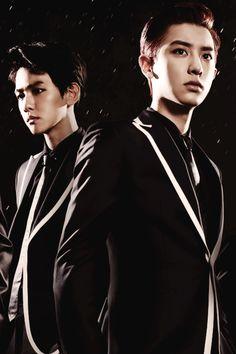 Baekhyun and Chanyeol Xx ...Lol just noticed the ship xp BaekYeol~ <3