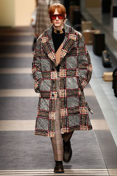 Fendi Autumn/Winter 2018 Menswear