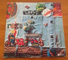 Rufus Featuring Chaka Khan Rags To Rufus LP 1974 RCA Vinyl Record Funk Soul #ClassicRBContemporaryRBDiscoFunkPostDiscoSoul
