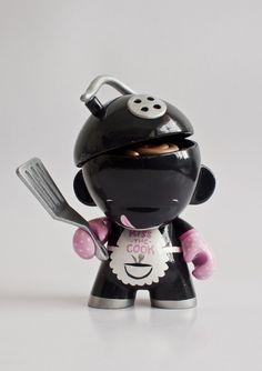 Custom Munny on Toy Design Served