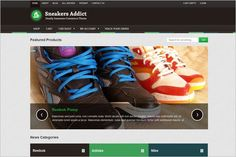 ColorLabs has released two new amazing WordPress Themes in the recent weeks. Neu – a great looking new WordPress Theme that comes with a beautiful magazine style and with responsive layout. SneakersAddict..