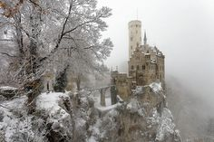 Lichtenstein Castle (Württemberg)
