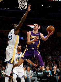 Los Angeles Lakers guard Lonzo Ball 0d449a36b