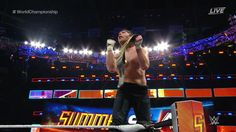 Dean Ambrose Summerslam on August 21st 2016 champ vs Dolph Ziggler still champ