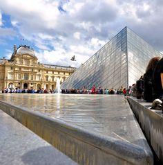 France, Paris Museum The Louvre.