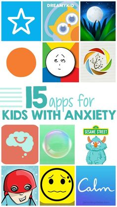 Apps for kids who struggle with anxiety, negative thinking, or difficult social situations. Great list of mindfulness and relaxation apps! Social Anxiety, Dealing With Depression, Fighting Depression, Deal With Anxiety, Controlling Anxiety, Anxiety Help, Anxiety Thoughts, Health Foods, Panic Attacks