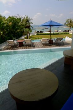 Beachfront is a Luxury Condo in Phuket in a new Boutique Luxury Hotel situated in the most scenic part of Phuket which is known as Bangtao near Kamala and Patong Luxury Condo, Condos, Mykonos, Phuket, Outdoor Decor, Home Decor, Decoration Home, Room Decor, Home Interior Design