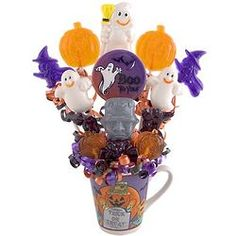 Boo To You Lollipop Bouquet