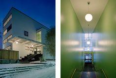 Kårhus, KTH, Stockholm. Sven Markelius. » Lindman Photography