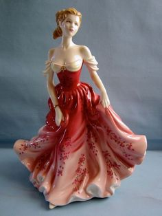 "ROYAL DOULTON ""STEPHANIE"" FIGURINE DOLL OF THE YEAR 2007 BRAND NEW IN BOX"