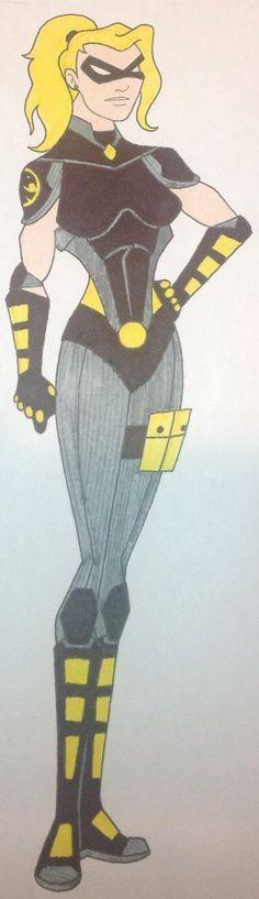 Black Canary Redesign by on DeviantArt Team Arrow, Black Canary, Justice League, Princess Zelda, Comics Universe, Anime, Fictional Characters, Dc Comics, Image