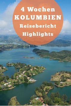 4 Wochen Kolumbien - Highlights & Reisebericht. Von den Bergen der Anden bis zur Karibikküste im neuen Trendziel Kolumbien.