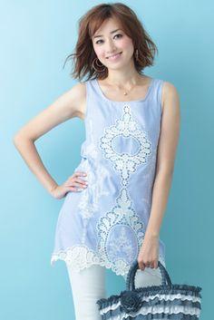 Embroidered Tunic   Cherry Ann Online Shop Cherry Ann, Embroidered Tunic, Blouses, Shopping, Tops, Women, Fashion, Moda, Fashion Styles