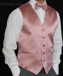 Men's Vest Solid Color - 06