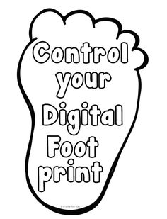 Digital Citizenship Posters - Krystal Plott, STS at Howard R. Driggs Elementary and Gearld Wright Elementary, created the following printable posters and images for digital citizenship displays. She has generously allowed us to share them here.