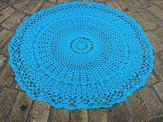 Circular Shawl Crochet Pattern, Free Crochet Patterns