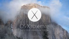 OS X Yosemite wallpaper ver.4