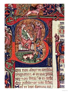 Peterborough Psalter online - Google Search